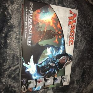 Magic The Gathering Arena of The Planeswalkers GAM